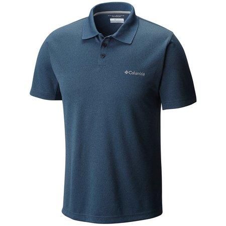Columbia Mens New Utilizer Polo Shirt