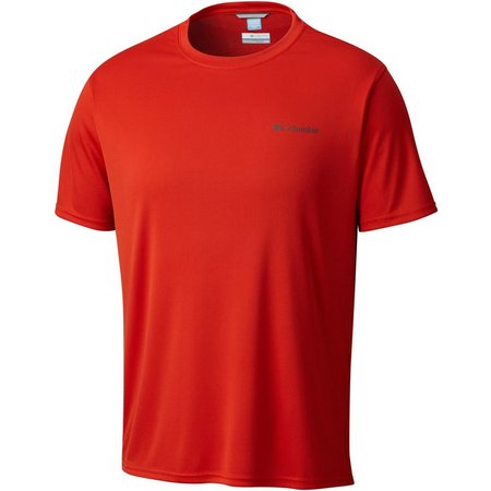 New! Columbia Mens Cool Coil Crew Neck T-Shirt