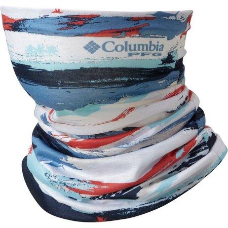Columbia Mens Skyler Stripe Solar Neck Gaiter