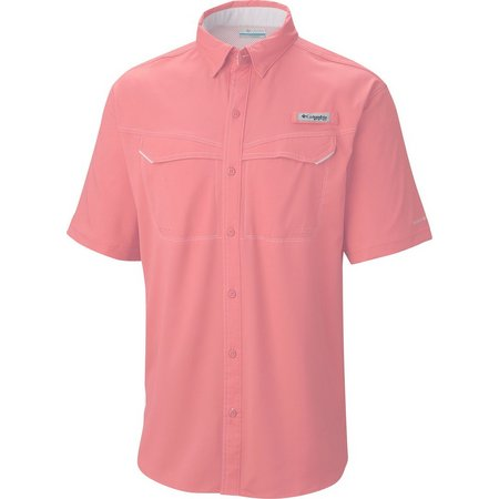 New! Columbia Mens Low Drag Offshore Short Sleeve
