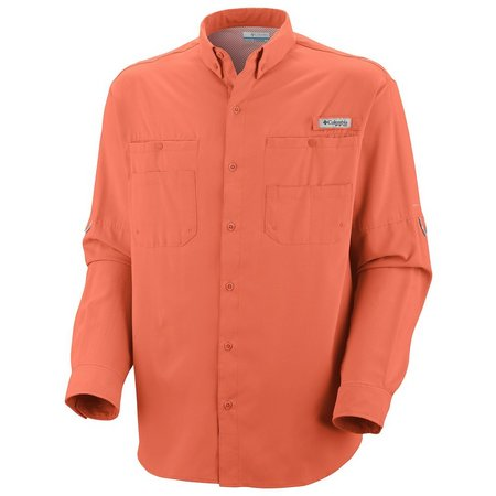 Columbia Mens PFG Long Sleeve Tamiami II Shirt