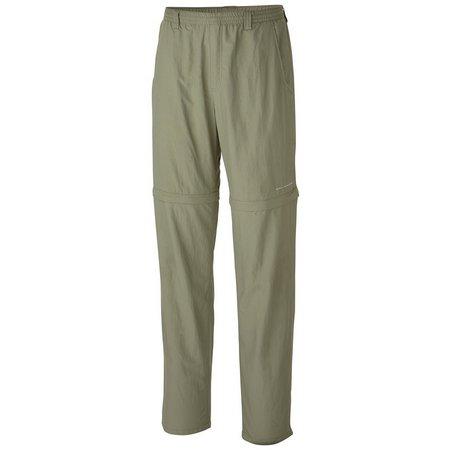 New! Columbia Mens Backcast Convertible Pants