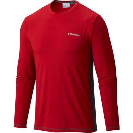 Columbia Mens Tenino Hills Long Sleeve T-Shirt