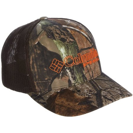 Columbia Mens Camo Mesh Hat