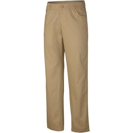 Columbia Mens Brownsmead Five Pocket Pants