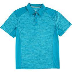 Reel Legends Mens Freeline Lite Polo Shirt