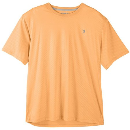 Reel Legends Keep It Cool Jumbo Deboss T-Shirt