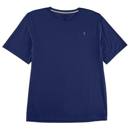 Reel Legends Mens Reel-Tec Depths Contrast T-Shirt