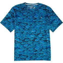 Reel Legends Mens Freeline Permit Shirt