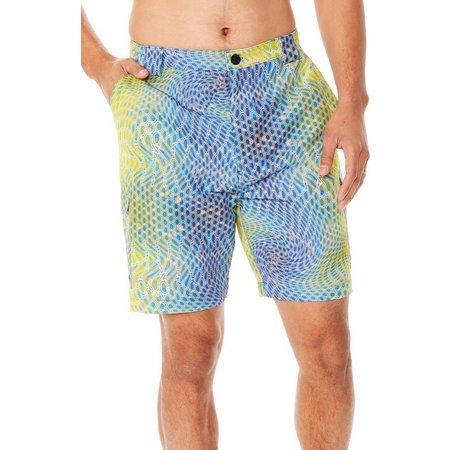 Reel Legends Mens Cray Mahi Bonefish Shorts