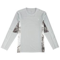 Reel Legends Mens Martini Lake Fishscale T-Shirt