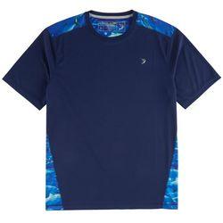 Reel Legends Mens Freeline Wahoo Run T-Shirt
