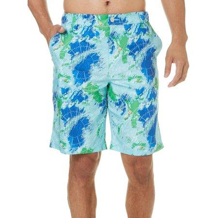 Reel Legends Mens Bearing Hybrid Shorts