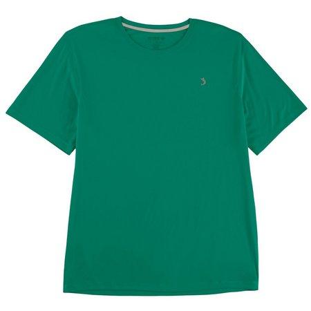 Reel Legends Mens Reel-Tec Shady Glade Contrast T-Shirt
