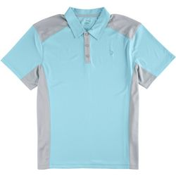 Reel Legends Mens Freeline Flylite Polo Shirt
