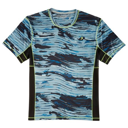 Reel Legends Mens Freeline Minke Whale T-Shirt