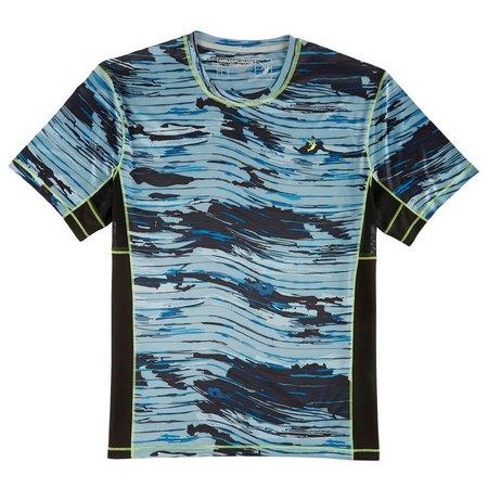 Reel Legends Mens Freeline Minke Whale T-Shirt