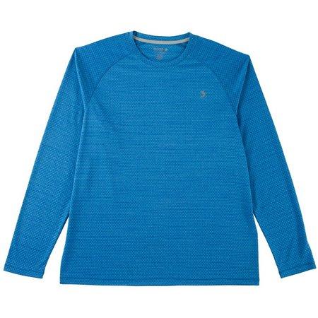 Reel Legends Mens Freeline Oceanside Slub T- Shirt
