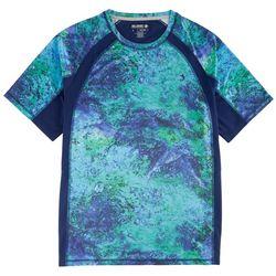 Reel Legends Mens Freeline Wild Water T-Shirt