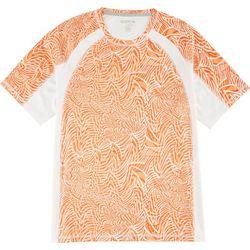 Reel Legends Mens Freeline Santa Cruz T-Shirt