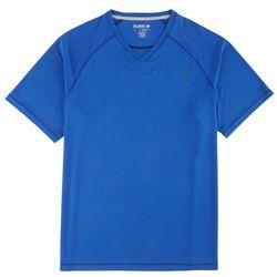 Reel Legends Mens Freeline V-Neck T-Shirt