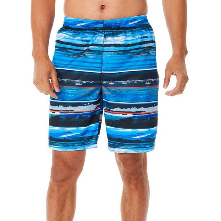 Reel Legends Mens Clam Bayou Baitcaster Shorts