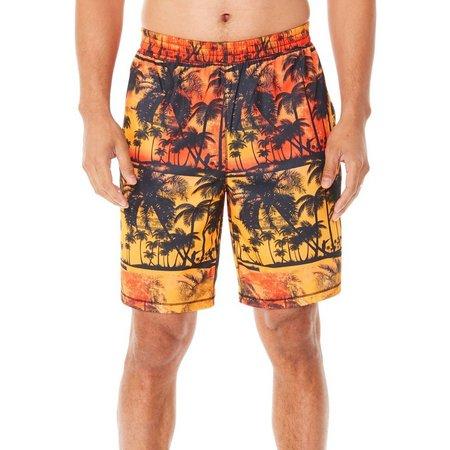 Reel Legends Mens Man Palms Baitcaster Shorts