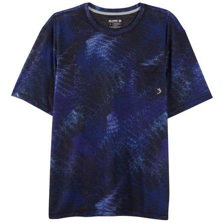 Reel Legends Mens Reel Fresh Short Sleeve T-Shirt