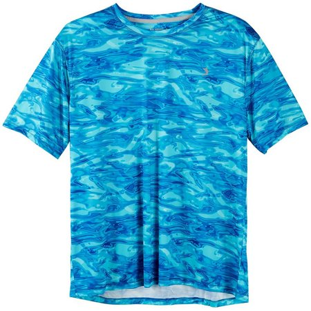 Reel Legends Mens Freeline Naga T-Shirt