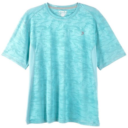Reel Legends Mens Freeline Lite Sonic Wave T-Shirt