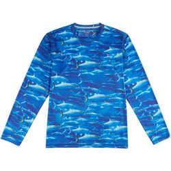 Reel Legends Mens Freeline Tarpon Shirt