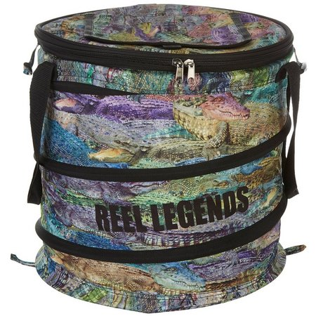 Reel Legends Collapsible Gator Cooler