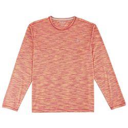 Reel Legends Mens Freeline Long Sleeve T-Shirt
