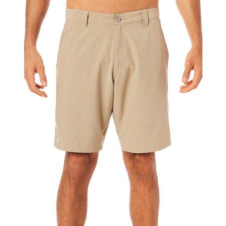 New! Reel Legends Mens Mackerel Hybrid Shorts