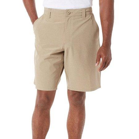 Reel Legends Mens Mackerel Hybrid Shorts