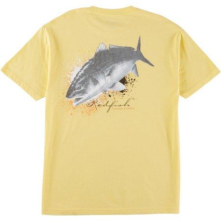 Reel Legends Mens Redfish T-Shirt