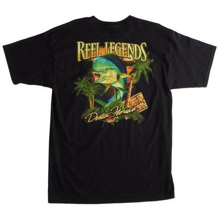Reel Legends Mens Destin Destination T-Shirt