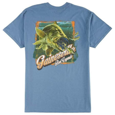 Reel Legends Mens Gainsville T-Shirt