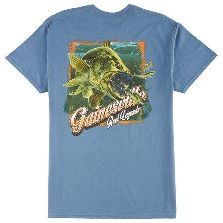 Reel Legends Mens Gainsville T-Shirt