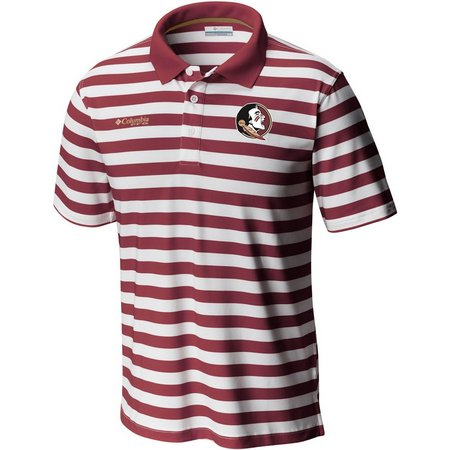 Florida State Mens Super Low Drag Polo Shirt