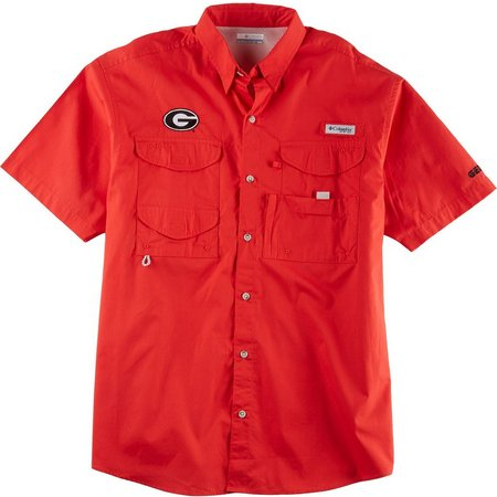 Georgia Bulldogs Mens Bonehead Shirt