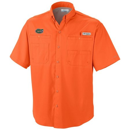 Florida Gators Mens Tamiami Shirt by Columbia