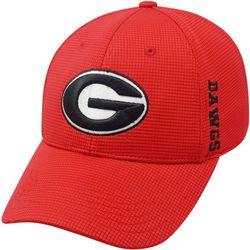 Georgia Bulldogs Mens Booster Memory Fit Hat