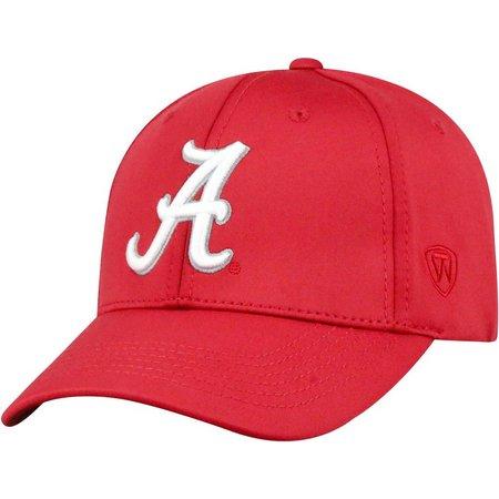 Alabama Mens Script Duplex Hat