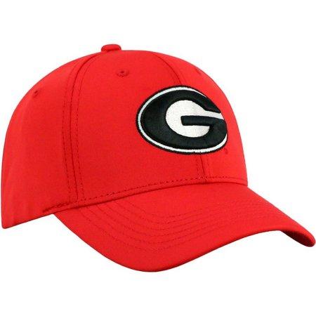 Georgia Bulldogs Mens Duplex Logo Hat