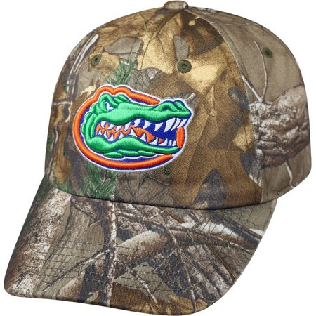 Florida Gators Mens Crew Camo Hat