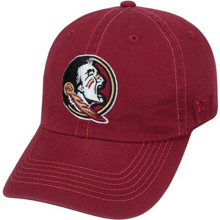 Florida State Mens Logo Crew Hat