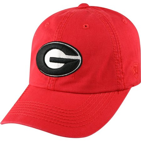 Georgia Bulldogs Mens Crew Hat