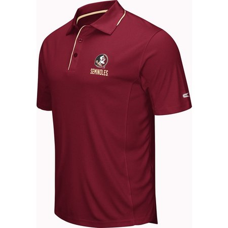 Florida State Mens Maestro Polo Shirt