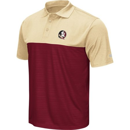 Florida State Mens In The Vault Polo Shirt